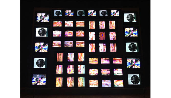 Nam June Paik at Tate Modern in 2019-2020
