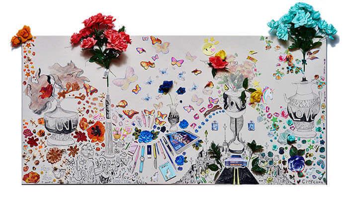 Agora Talk: Helen Benigson won the Procreate Art Prize( 2020) for Agora Digital Art