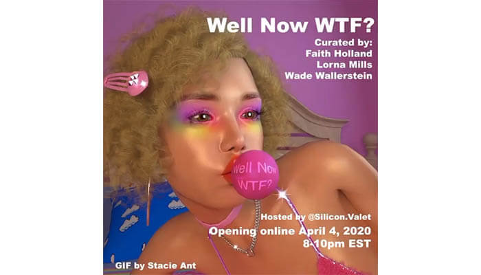 Wade Wallerstein Interview - well now wtf for Agora Digital Art - thumbnail