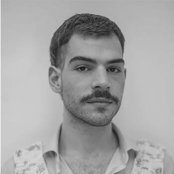 Amiel Maucade, Digital Programme Curator at Agora Digital Art