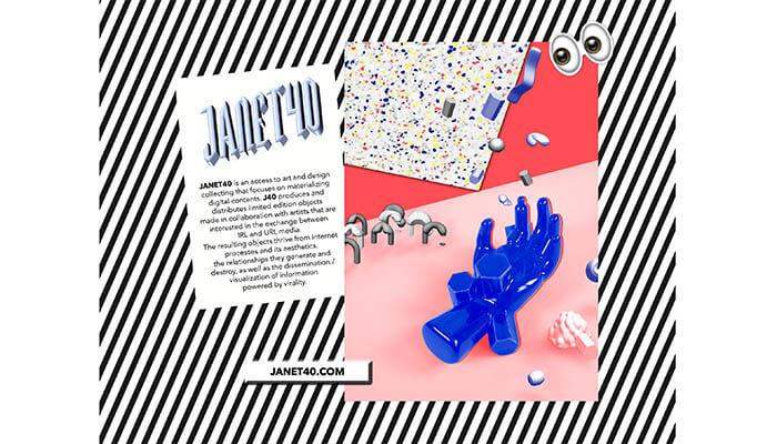 20.11.11 Agora Talk: Patricia Siller - Janet40 for Agora Digital Art