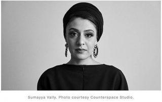 Sumayya Vally. Photo courtesy Counterspace Studio.