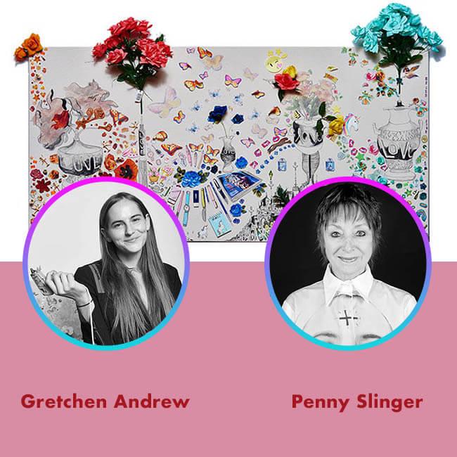 20.06.24 Gretchen Andrew Penny Slinger for Agora Digital Art