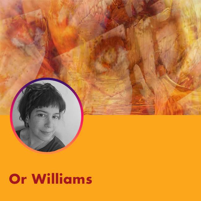20.10.28 Agora Talk: Or Williams - The Wedding March (2020) for Agora Digital Art