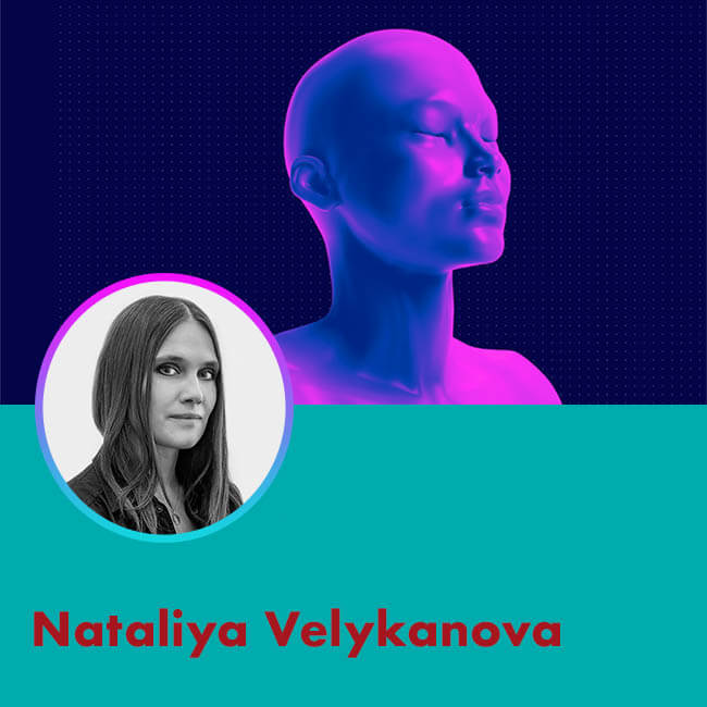 Agora Talk: Gate22 - Museum 2.0 with Nataliya Velykanova at Agora Digital Art