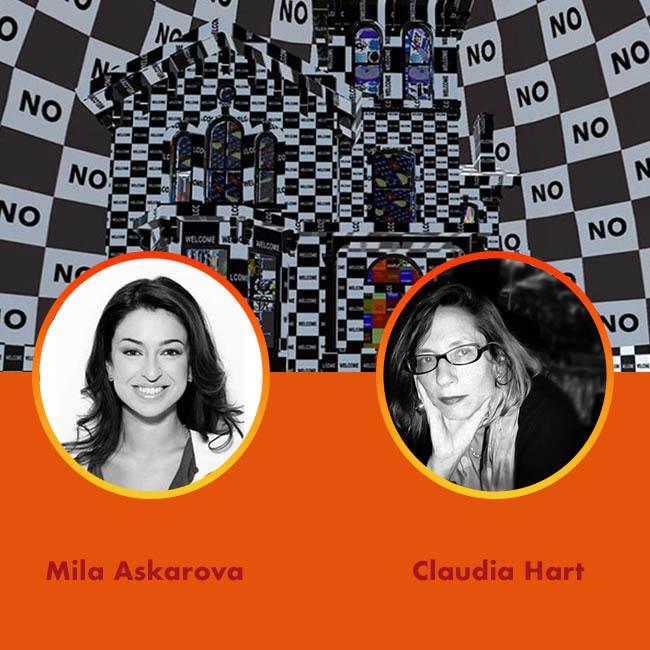20.12.16 Mila askarova - Claudia Hart