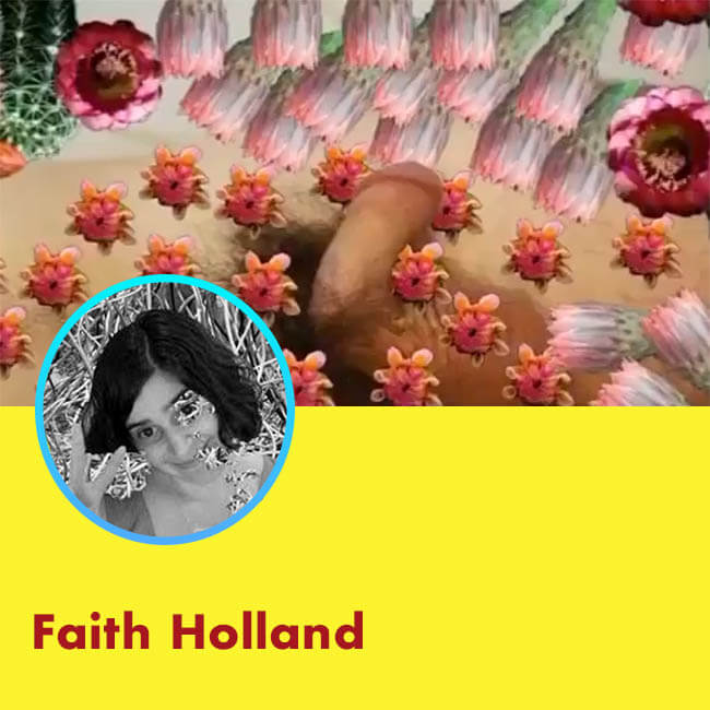 ARTISTS PROFILE Faith Holland for Agora Digital Art