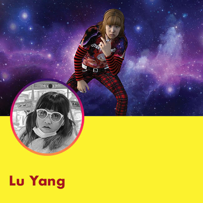 ARTISTS PROFILE Lu Yang for Agora Digital Art