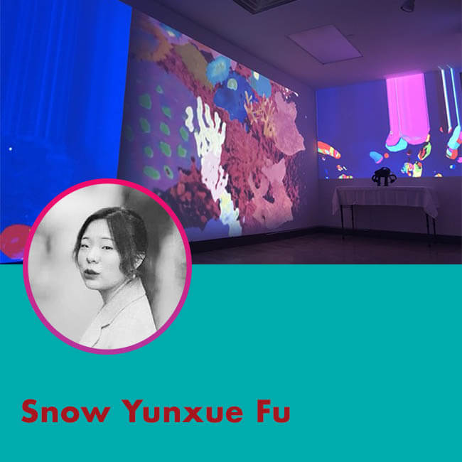 ARTISTS PROFILE Snow Yunxue Fu for Agora Digital Art