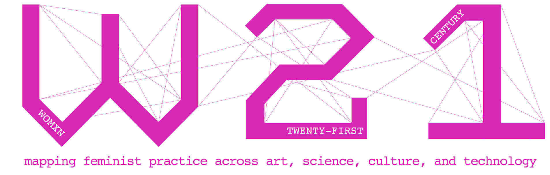 Logo W21 - Partner of Agora Digital Art