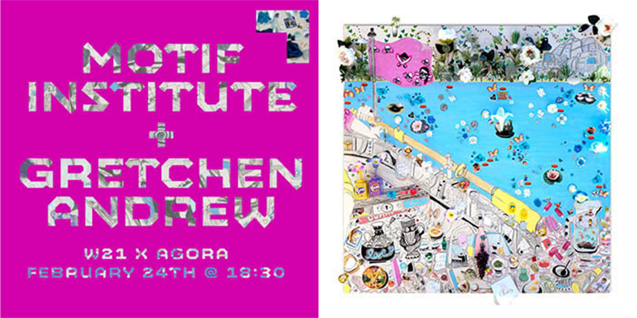 21.02.24: W21 Talk: Motif Institute _ Gretchen Andrew for Agora Digital Art