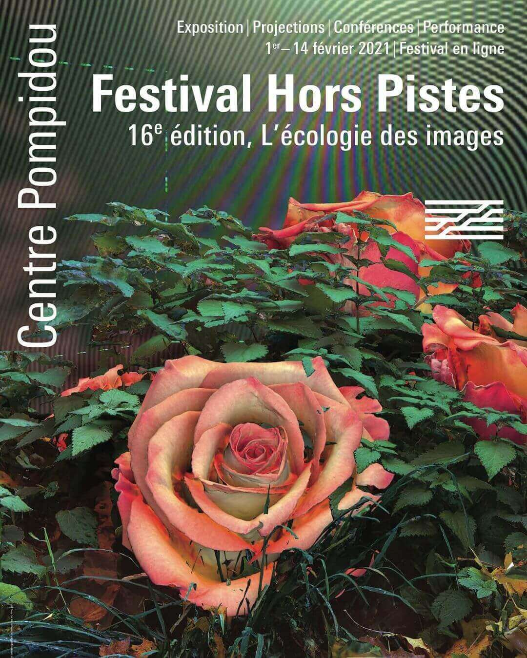 Sabrina Ratté Festival Hors Pistes at Centre Pompidou from 1-14 February 2021 in Paris