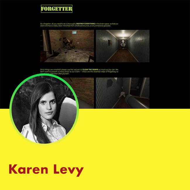 21.02.10 Agora Talk: Karen Levy, Art and Tech Entrepreneur and Collector for Agora Digital Art