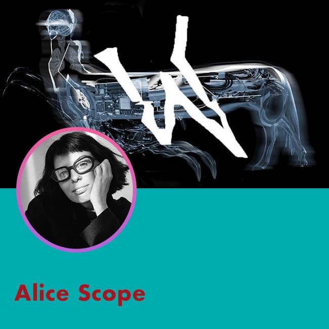 21.03.10 Speculative Future. How Digital Art Creates Social Change? – Alice Scope for Agora Digital Art