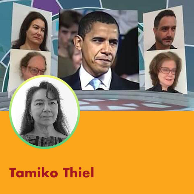 ARTISTS PROFILE Tamiko Thiel for Agora Digital Art