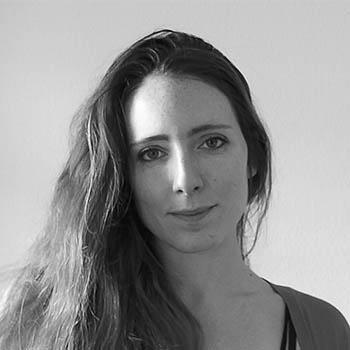 Emma Shapiro, March Residency Lab, Digital Artist for Agora Digital Art BW