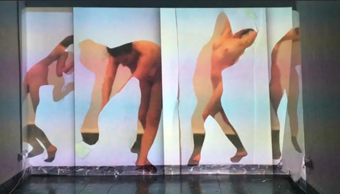 Emma Shapiro, cut out, 2021 for Agora Digital Art Residency