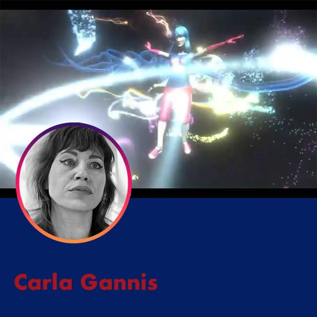 21.04.14 Agora Talk20: Carla Gannis for Agora Digital Art