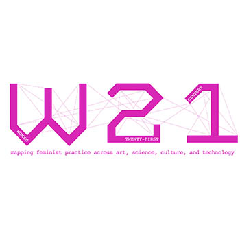 W21 as in Women of 21 Century - Programme Partner of Agora Digital Art