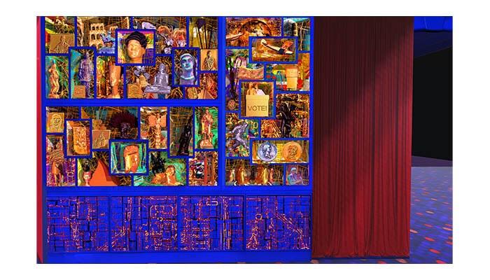 13CGannis_MainHallPoliticsHistory - Agora Digital Art