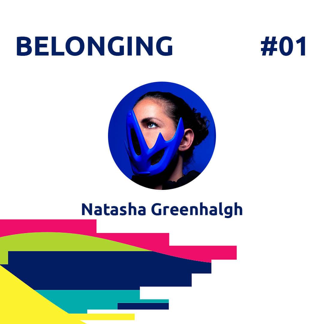 21.04.16 Belonging Podcast: Natasha Greenhalgh Nxt Museum - Agora Digital Art