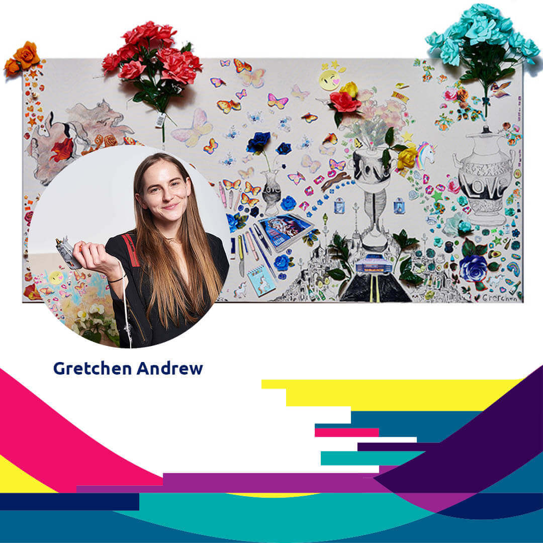 WOMEN IN DIGITAL ART: GRETCHEN ANDREW - AGORA DIGITAL ART