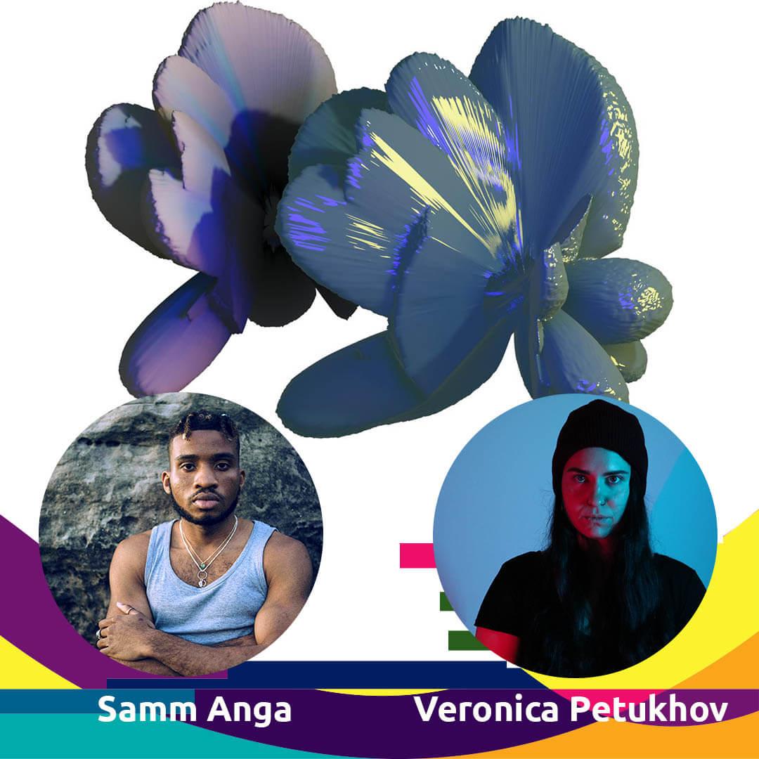21.03.03 Agora Talk 18 Samm Anga Veronica Petukhov - Capsule.io for Agora Digital Art