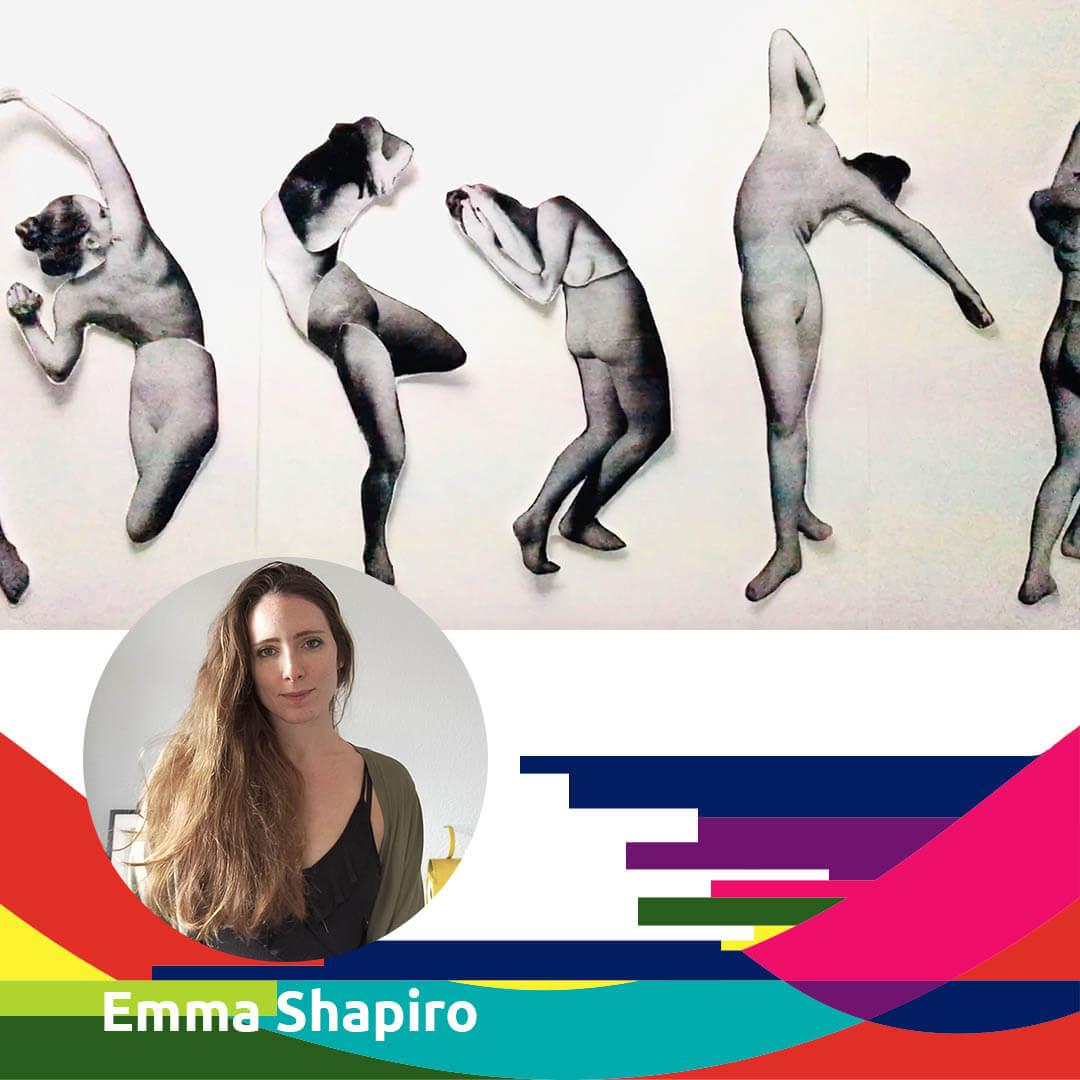 21.03.31 Agora Talk 20 Emma Shapiro - Cuerpas for Agora Digital Art