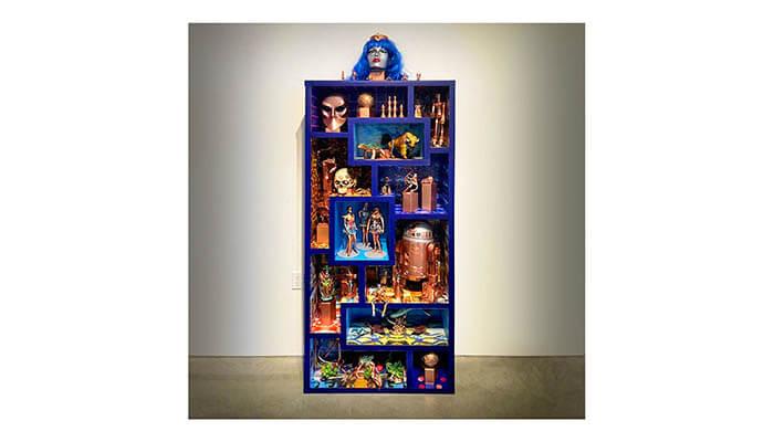 Carla Gannis - Cabinet - Agora Digital Art
