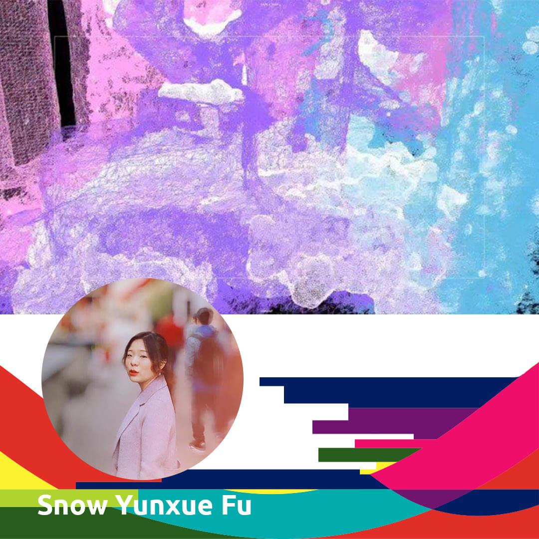 WOMEN IN DIGITAL ART: Snow Yunxue Fu - AGORA DIGITAL ART