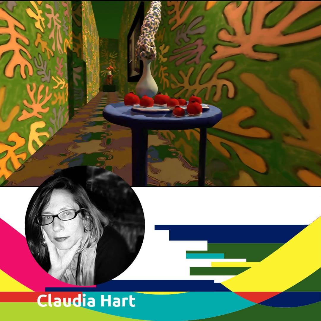 WOMEN IN DIGITAL ART: Claudia Hart - AGORA DIGITAL ART