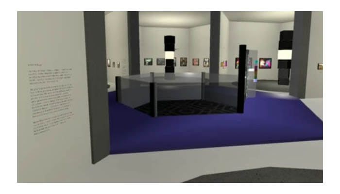 Hexagallery - Infinite Museum VR and NFT - Agora Digital Art