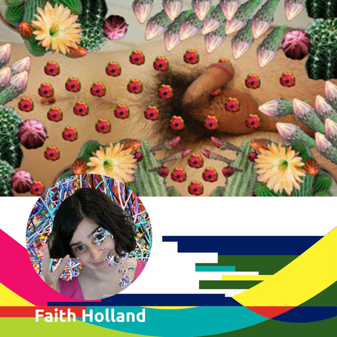 WOMEN IN DIGITAL ART: Faith Holland - AGORA DIGITAL ART