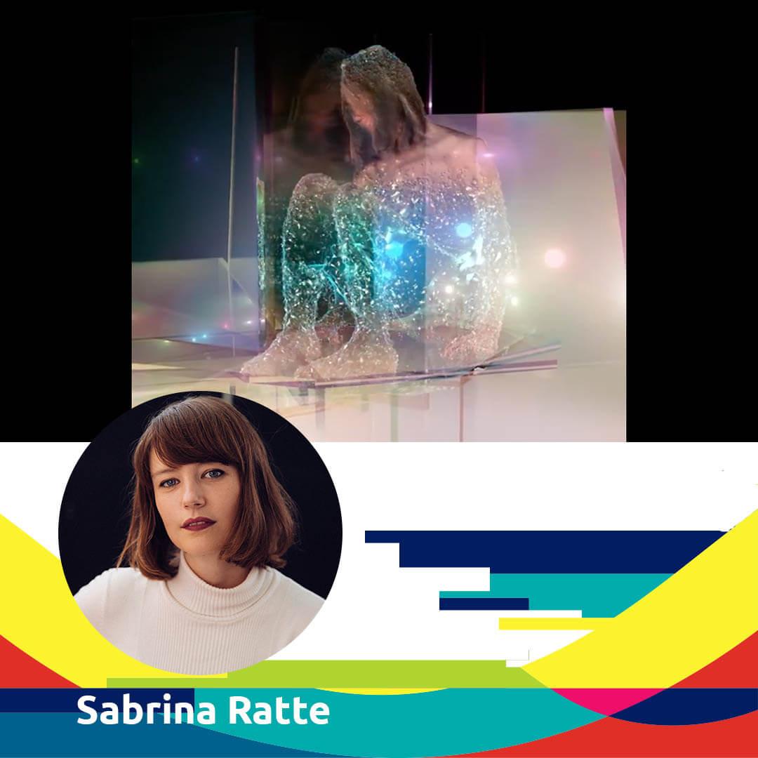 WOMEN IN DIGITAL ART: Sabrina Ratte - AGORA DIGITAL ART