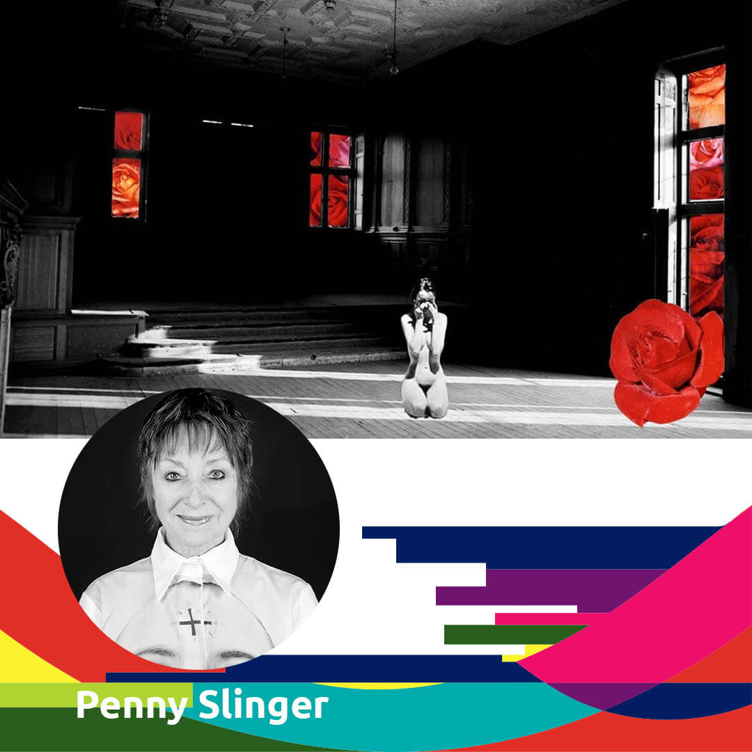 WOMEN IN DIGITAL ART: Penny Slinger - AGORA DIGITAL ART