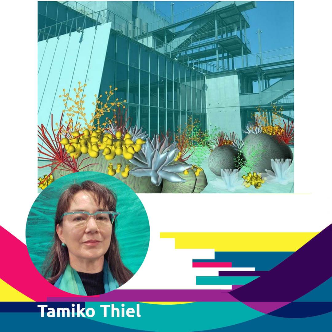 WOMEN IN DIGITAL ART: TAMIKO THIEL - AGORA DIGITAL ART