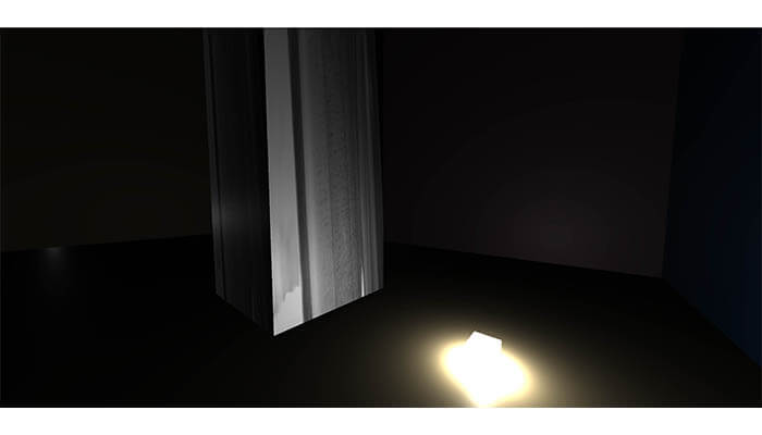 alone at the party - infinite museum NFT - Agora Digital Art