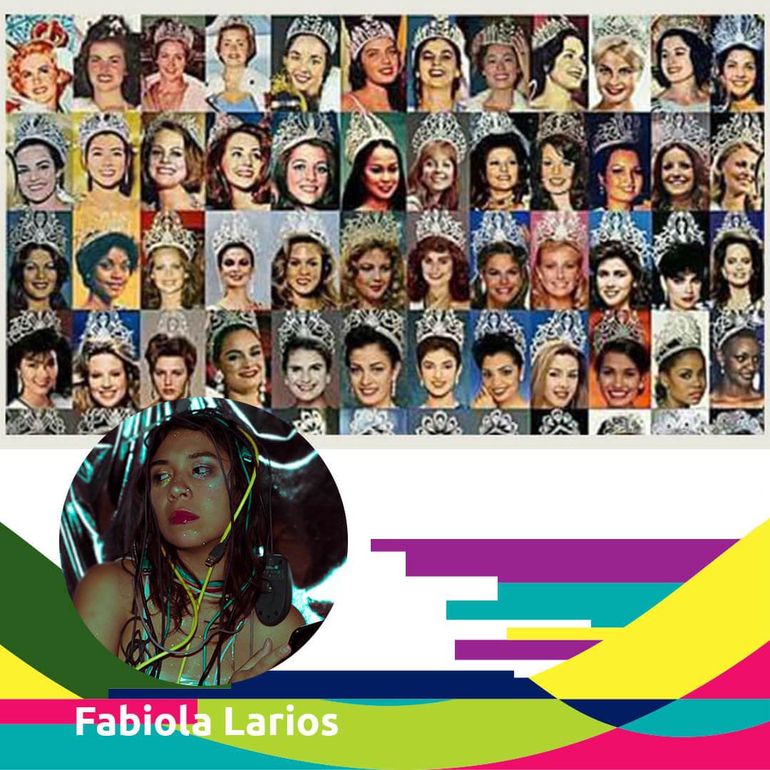 21.05 Artist Residency - MissUniverseGAN - Fabiola Larios for Agora Digital Art