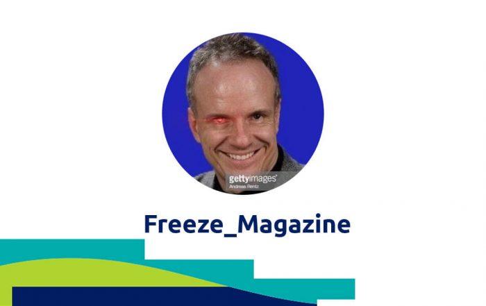 21.05.01 Curator's Radar #4 Freeze_Magazine - Agora Digital Art
