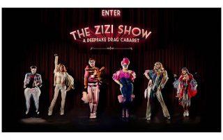 Jake Elwes The ZiZi Show - Agora Digital Art