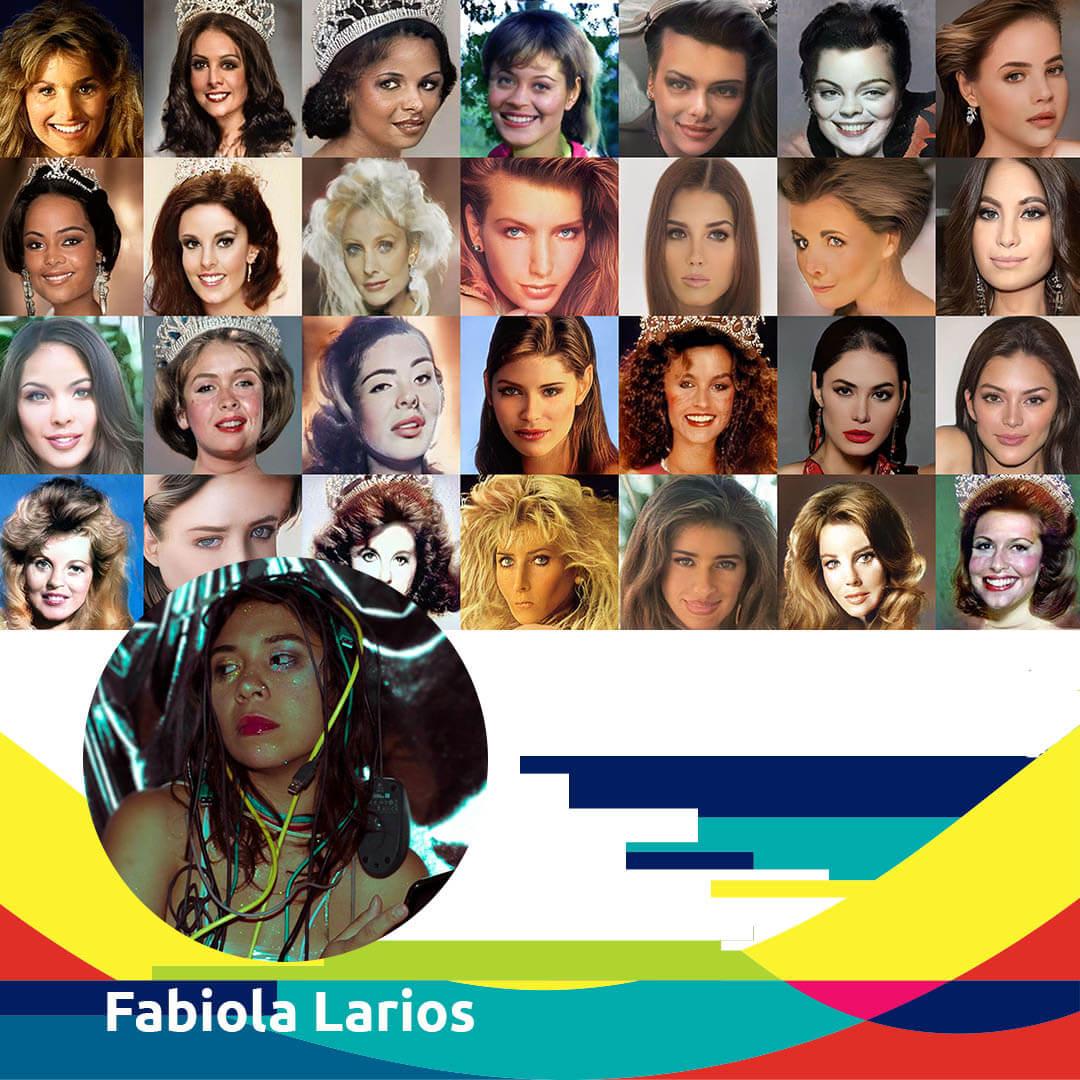 21.06.09 Agora Talk 26: MissUniverseGAN (2021) Fabiola Larios for Agora Digital Art