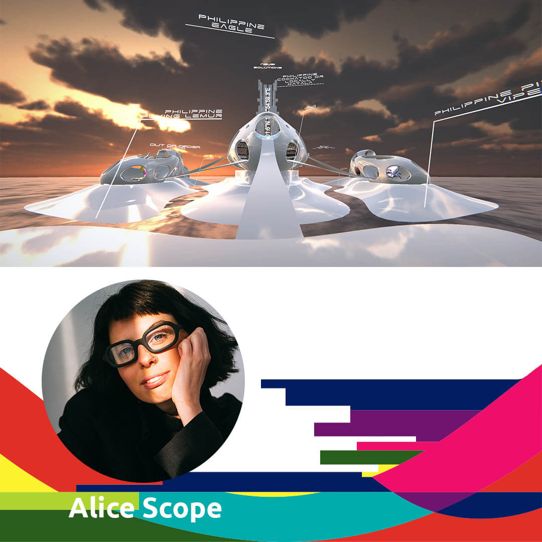 Agora Talk 19 - Alice Scope for Agora Digital Art