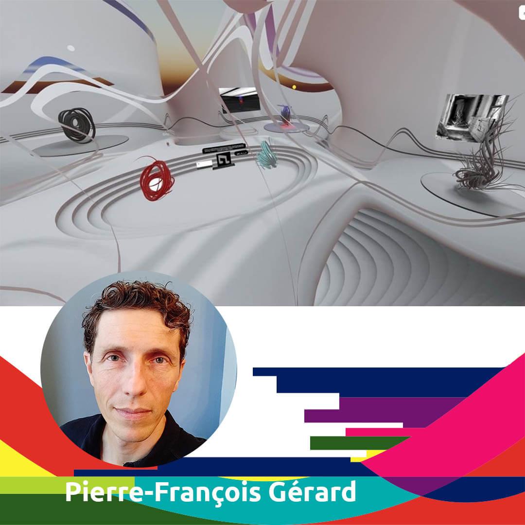 21.06.23 Agora talk 28: Pierre Francois Gerard for Agora Digital Art