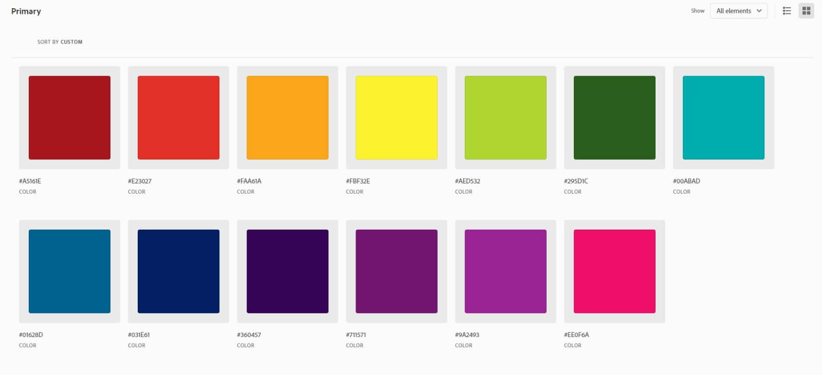0-Agora Brand colours copy