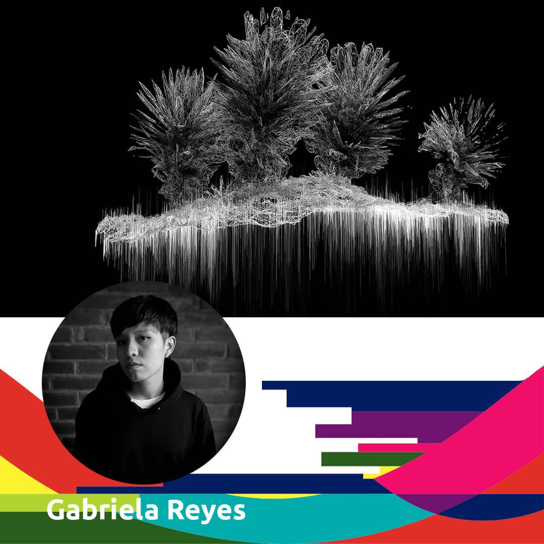 21.09.08 Digital Resident: Gabriela Reyes for Agora Digital Art