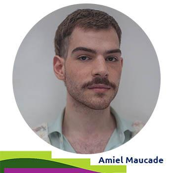 Amiel Maucade - Volunteer Digital Curator at Agora Digital Art