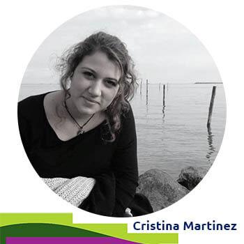 Cristina Martinez - Volunteer Graphic Designer at Agora Digital Art