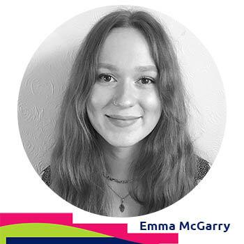 Emma McGarry - volunteer Copywriter at Agora Digital Art
