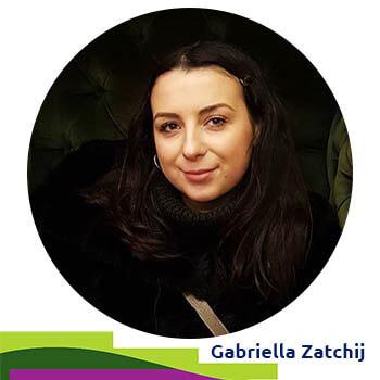 gabriella zachtij - Volunteer Copywriter and Biographer at Agora Digital Art