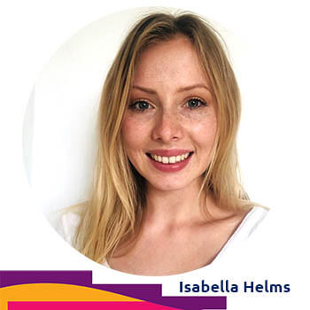 Isabella Helms - Volunteer Digital Curator at Agora Digital Art